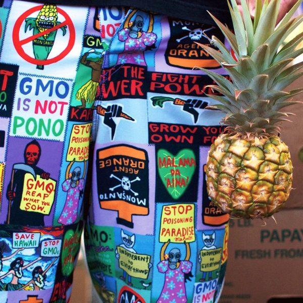 GMO is not PONO